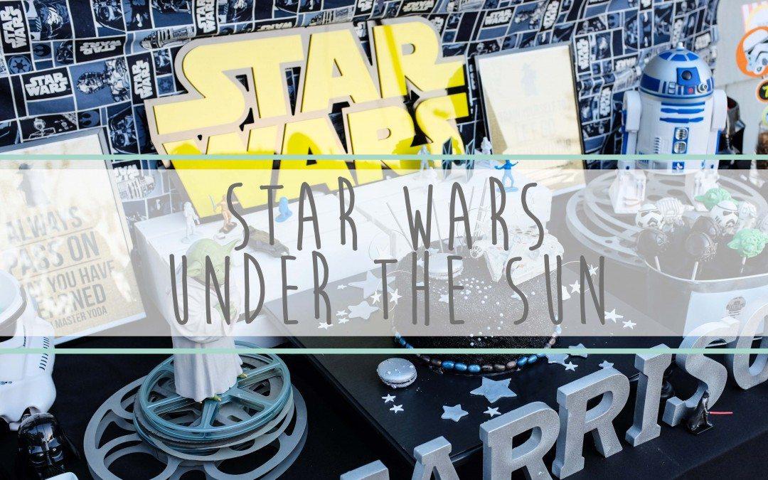Star Wars Under the Stars