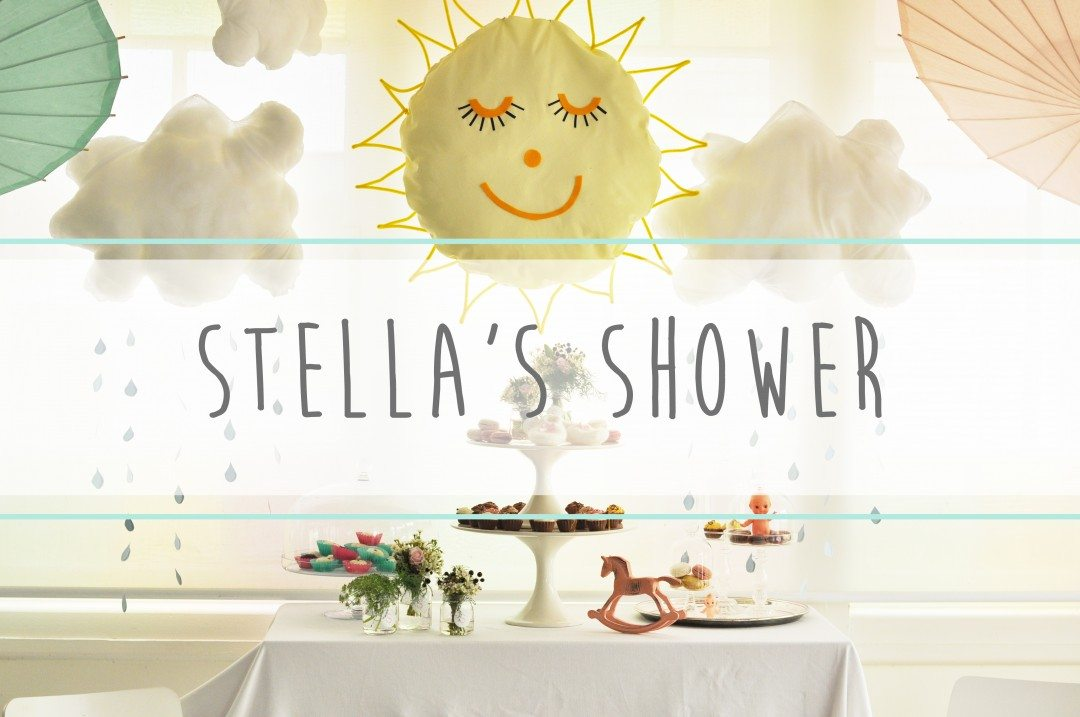 Stella's Shower