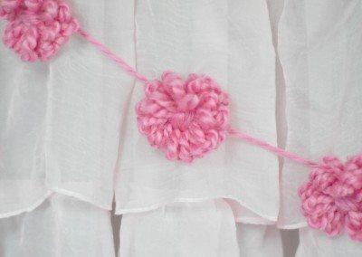 Thicker soft yarn