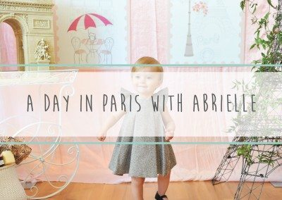 A Day in Paris with Abrielle