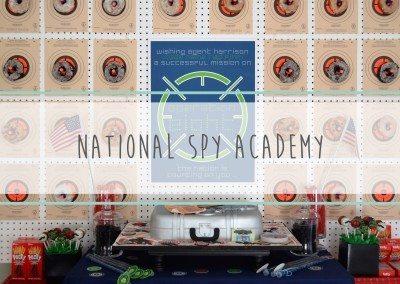 National Spy Academy