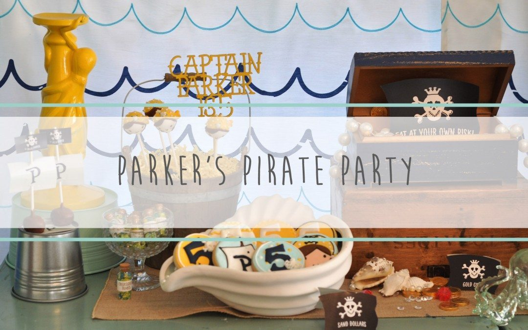 Parker's Pirate Party