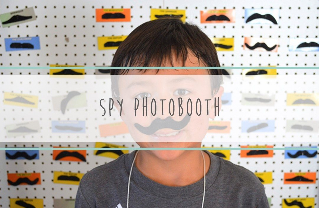 Spy Photobooth