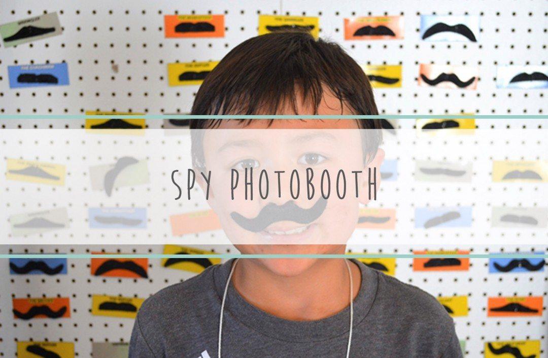 Spy Photobooth