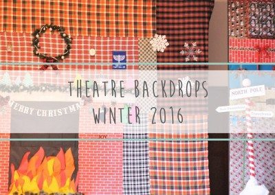 Theatre Backdrops – Winter 2016
