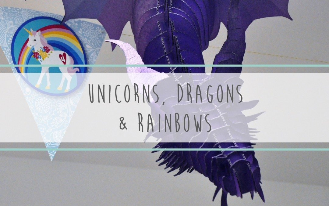 Unicorns, Dragons, and Rainbows