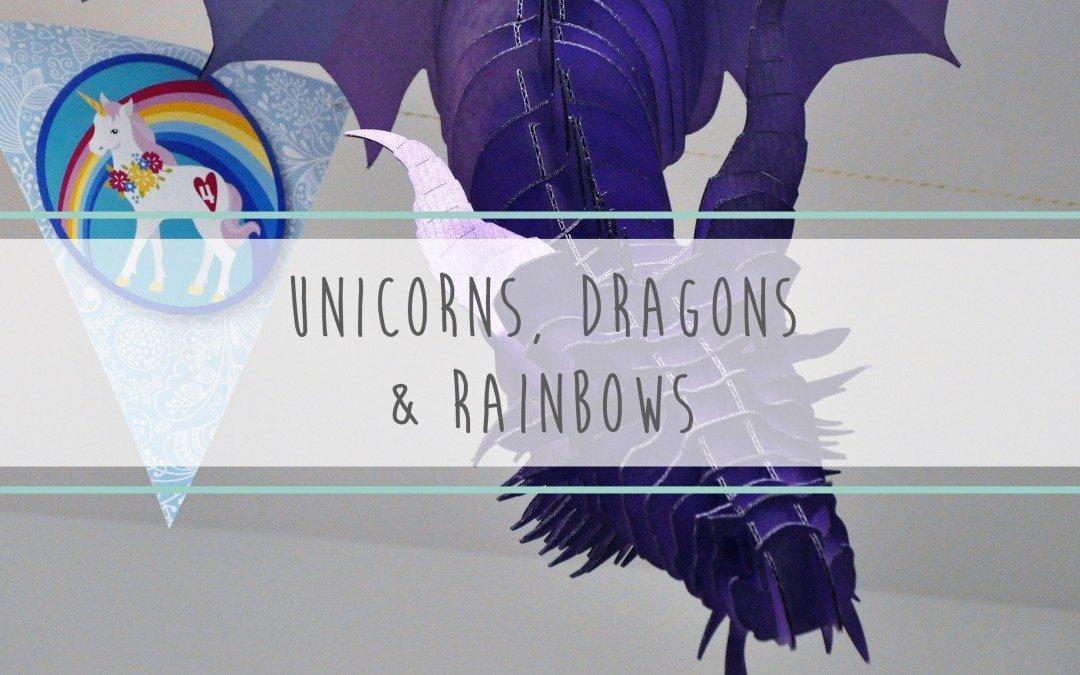 Unicorns, Dragons, and Rainbows