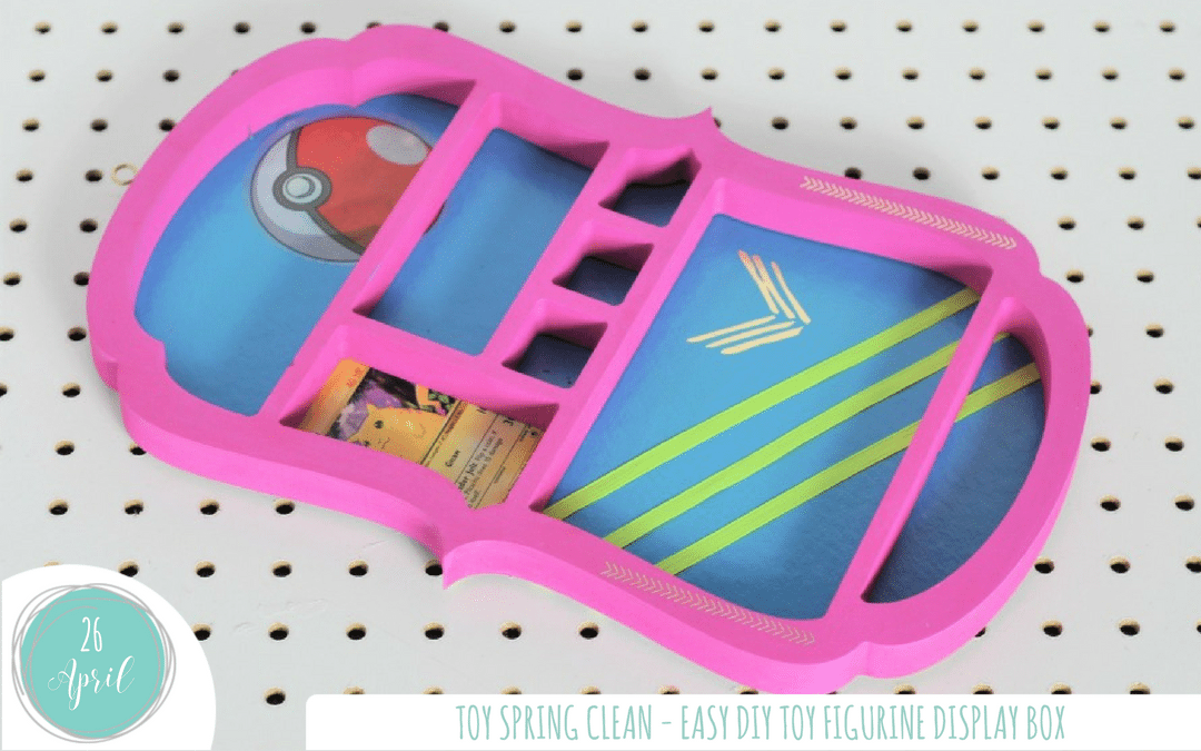 Toy Spring Clean – Easy DIY Toy Display