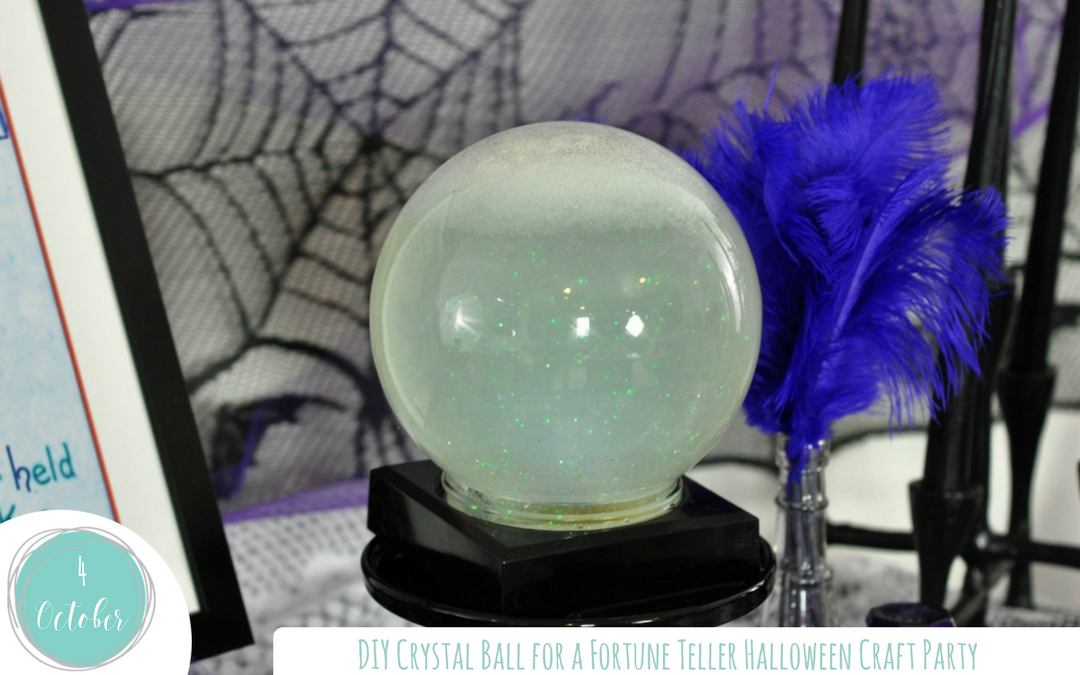 DIY Crystal Balls